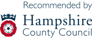 Recommended by Hampshire Council